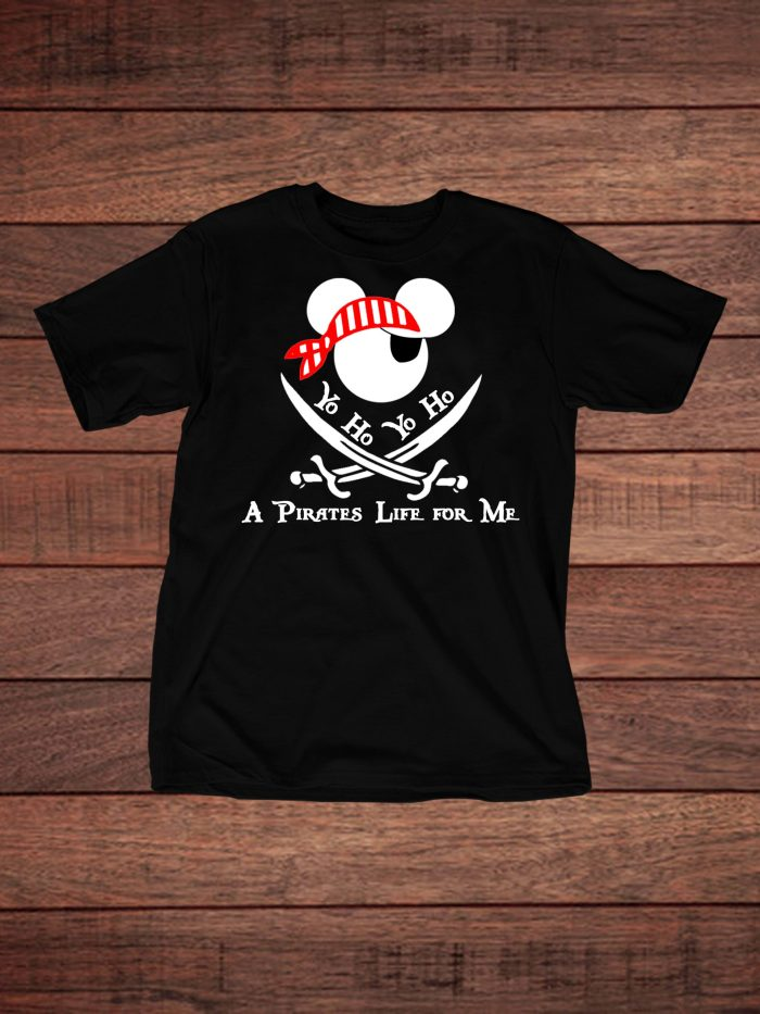 Mickey Pirates of the Caribbean