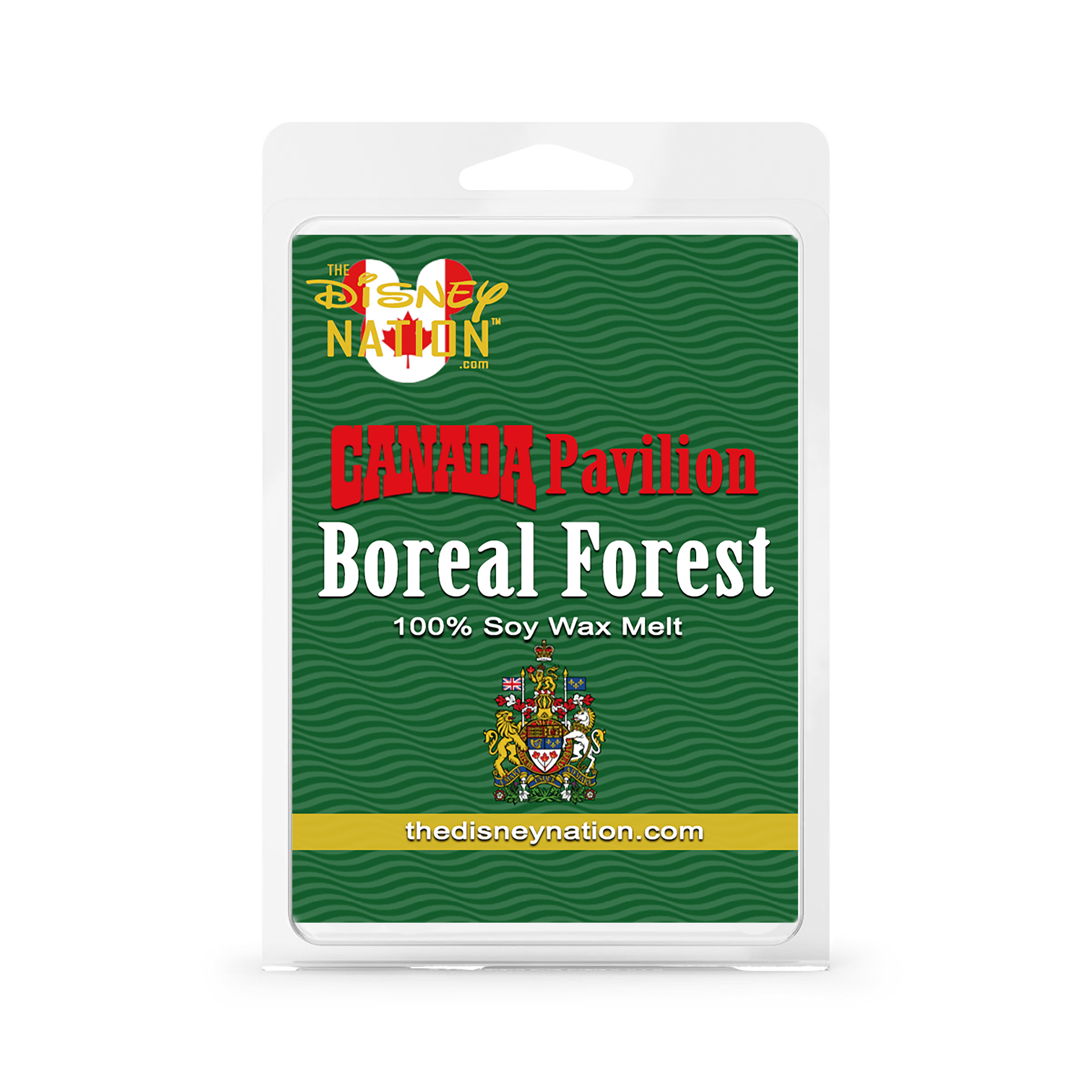 Canada Pavilion - Boreal Forest Fragrance Wax Melts