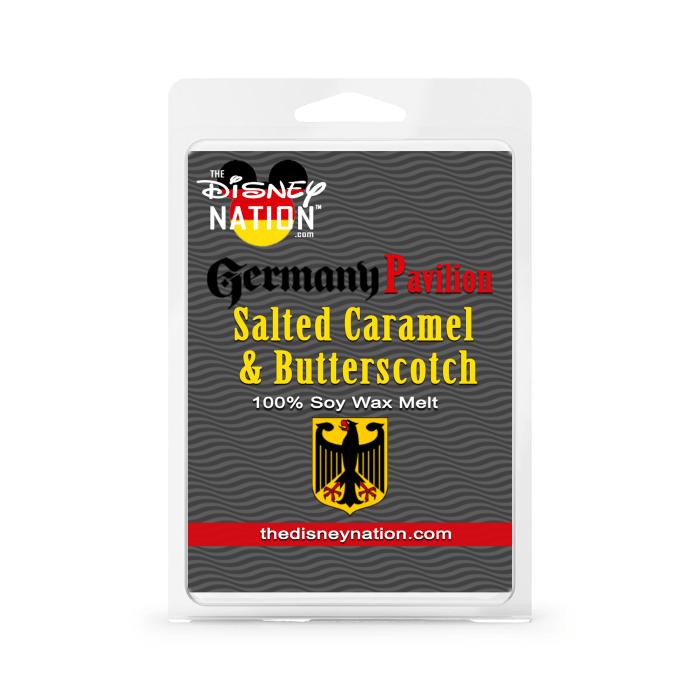 Germany Pavilion - Salted Caramel & Butterscotch Fragrance Wax Melts