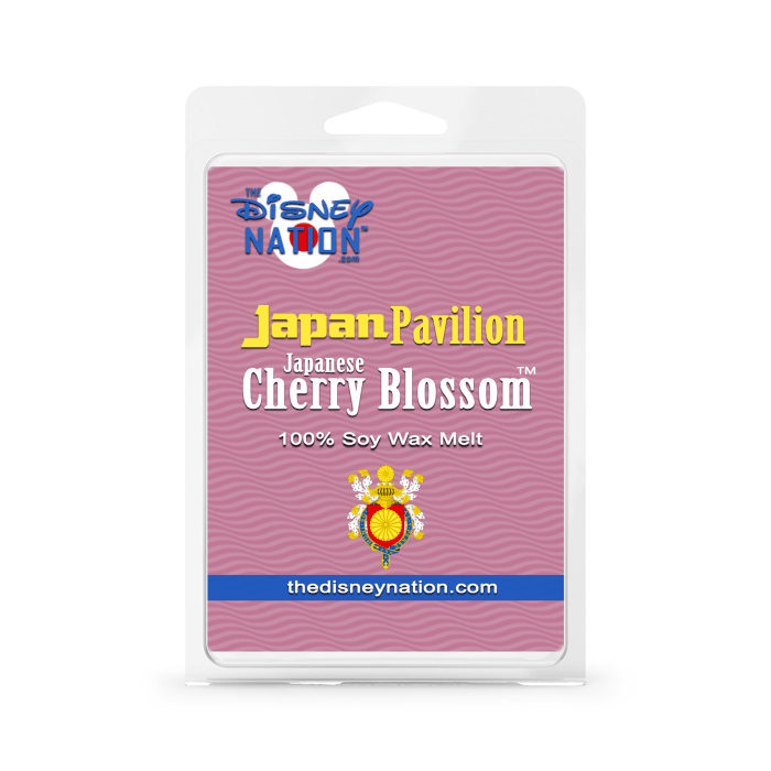 Japan Pavilion - Cherry Blossom Fragrance Wax Melts