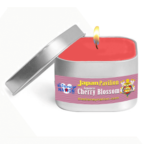 Japan Pavilion - Cherry Blossom Fragrance Candle Small