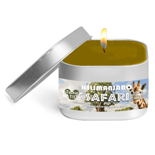 Kilimanjaro Safari Fragrance Candle Small