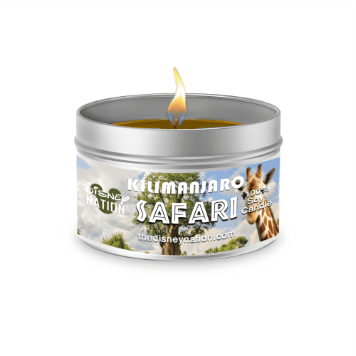 Kilimanjaro Safari Fragrance Candle Large