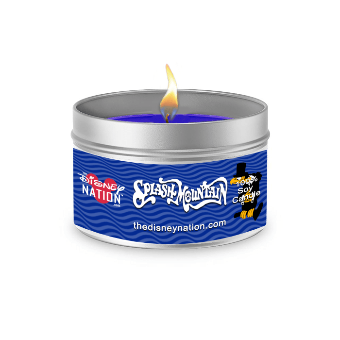 Splash Mountain Fragrance Candle Large