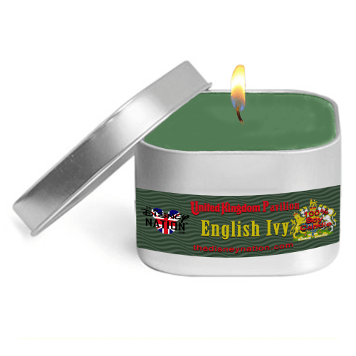 UK Pavilion - English Ivy Candle Small