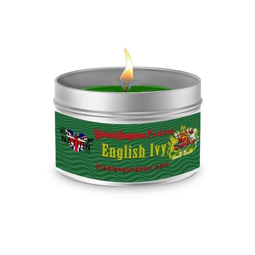 UK Pavilion - English Ivy Candle Large