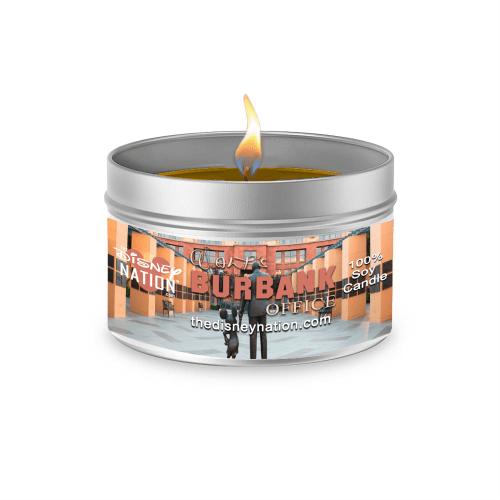 Walt's Burbank Office™ Fragrance Candle Large