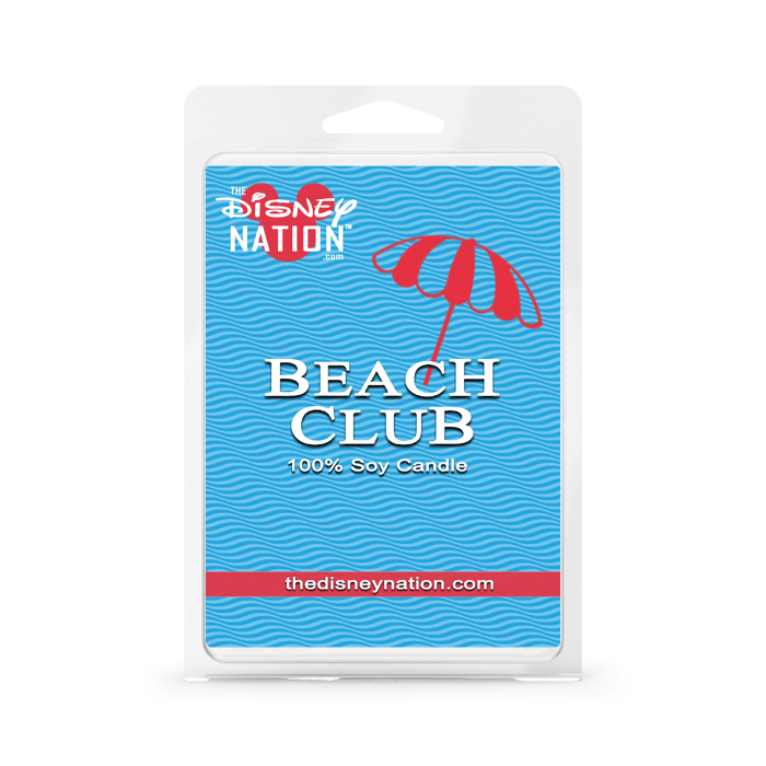 Beach Club Fragrance Wax Melts