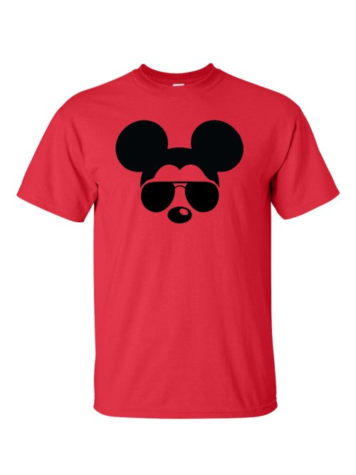 Cool Mickey Red T-Shirt