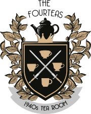 The Fourteas Shop logo