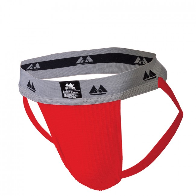 Meyer Marketing Original Edition Jockstrap 2in Red