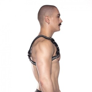 Prowler RED Bull Harness Grey Large