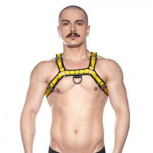 Prowler RED Bull Harness Black/Yellow