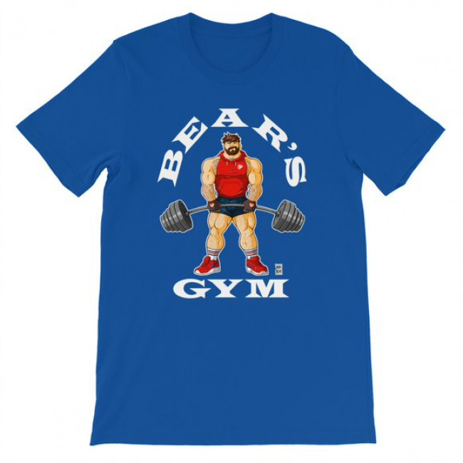 BEARS GYM T-SHIRT