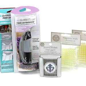 Car and Travel Rejuvenation Gift Set from the Gift of Scent