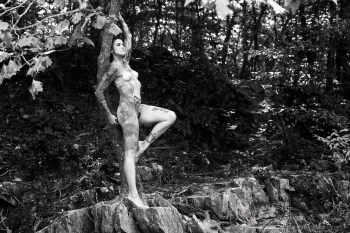 Kassi Karry nude by Dan Smith