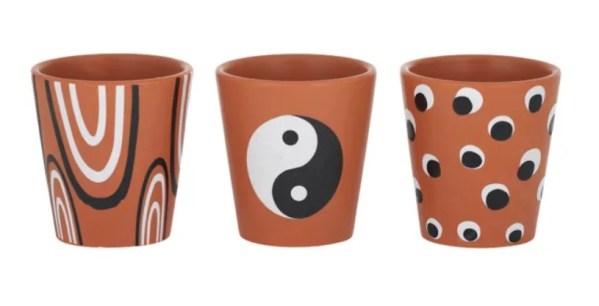 Dualism Ceramic Pots