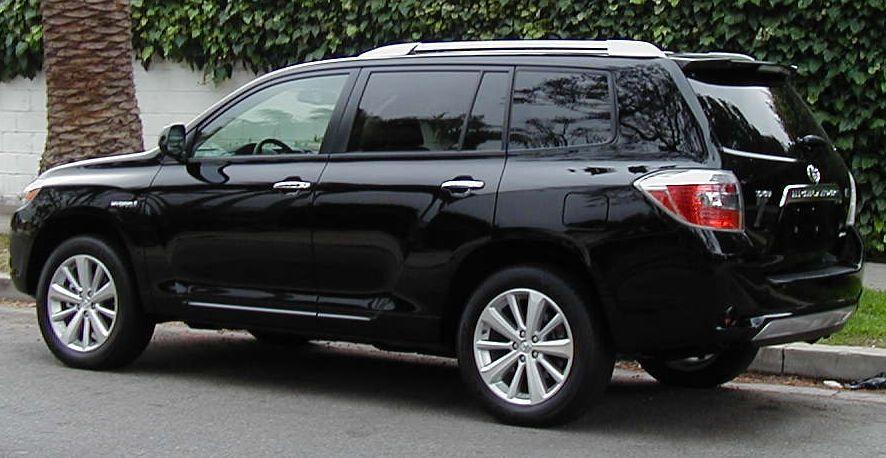 Toyota Highlander vs Toyota Highlander Hybrid Thomasville