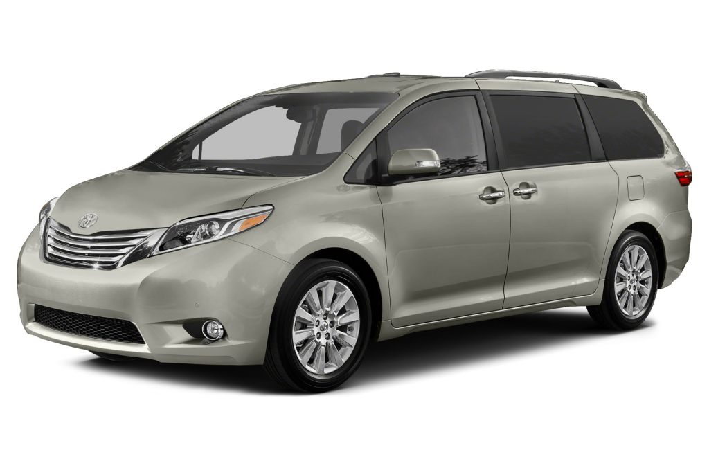 Toyota Sienna Family Safety Thomasville