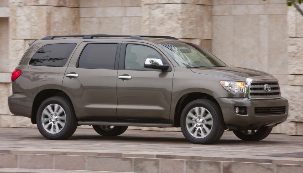2015 Toyota Sequoia Thomasville