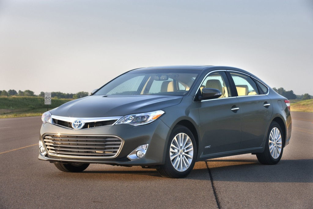 Toyota Avalon Safety Thomasville