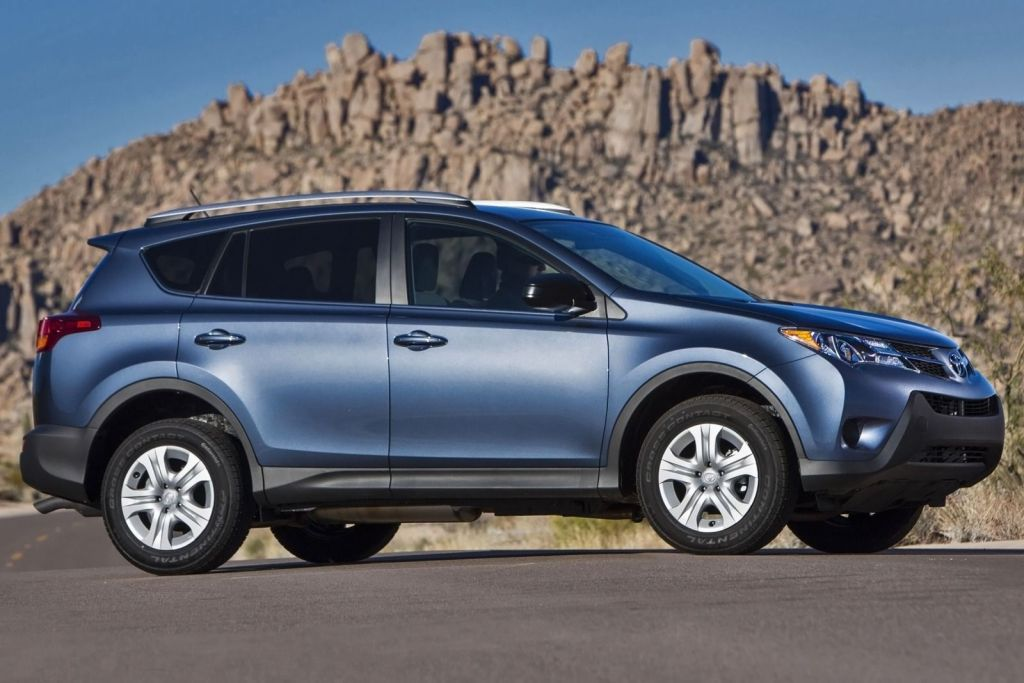 Toyota Rav4 Safety Thomasville