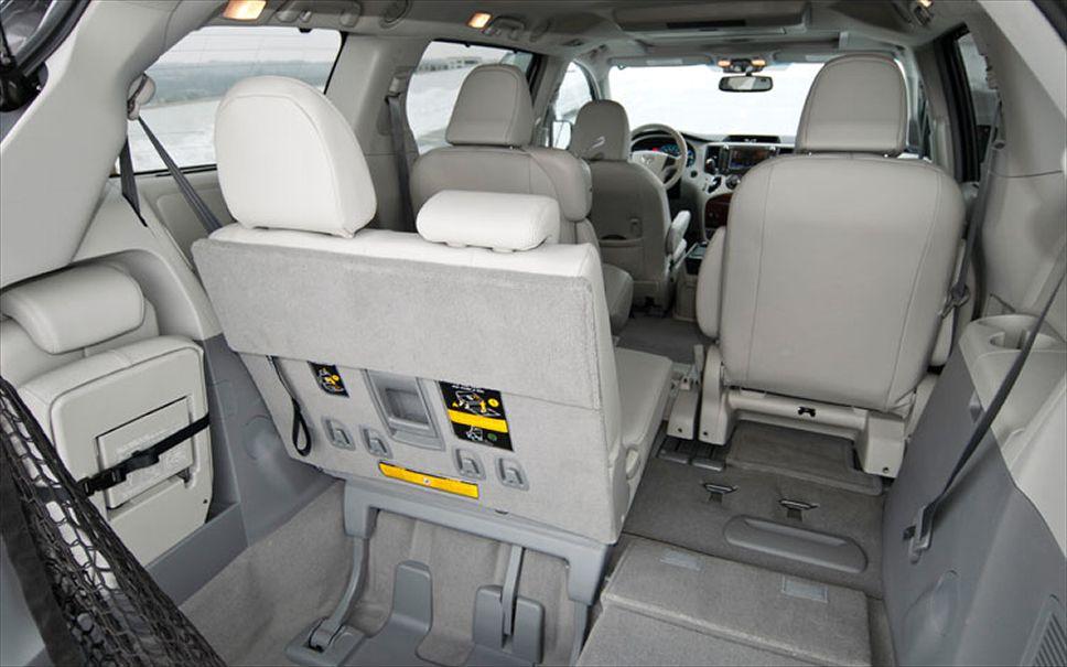 minivan interior volume. Black Bedroom Furniture Sets. Home Design Ideas