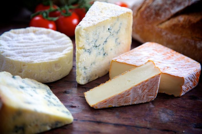 Cheeses from Sweet Grass Dairy Thomasville