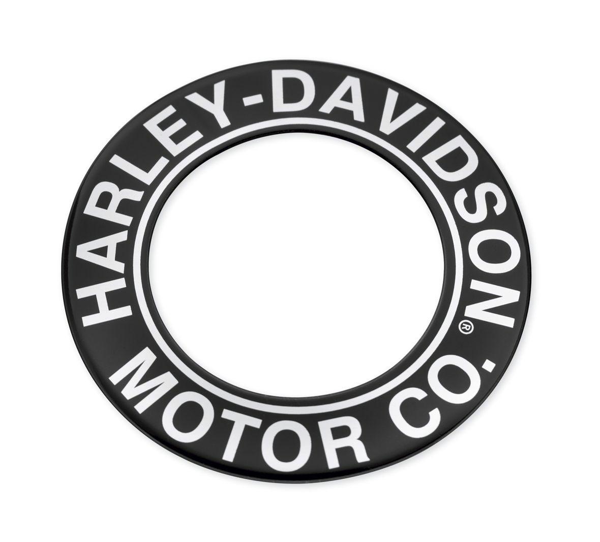 Fuel Cap Medallion H D Motor Co At Thunderbike Shop