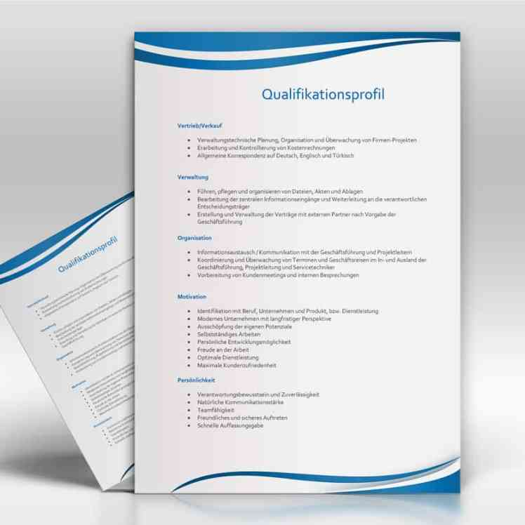 Qualifikationsprofil -TopDesign24