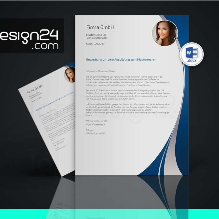 design-vorlagen-bewerbung-kostenlos