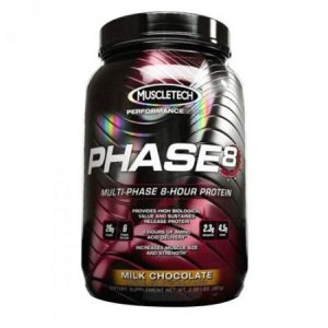 Muscletech Phase-8 Chocolate