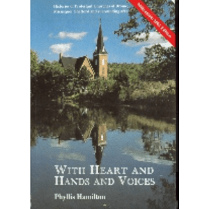 With Heart and Hands and Voices (ID 36) Reduced price, last display copy