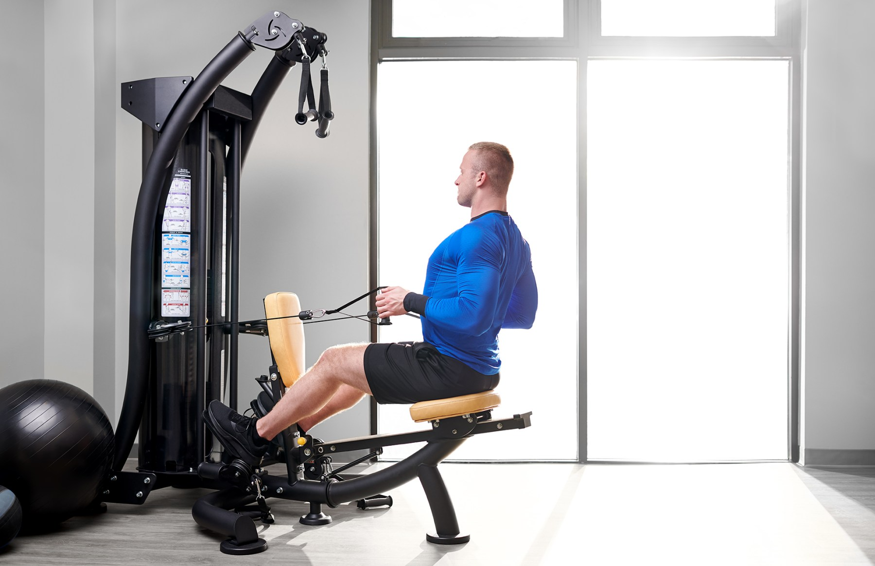 Strength Machines For Home.