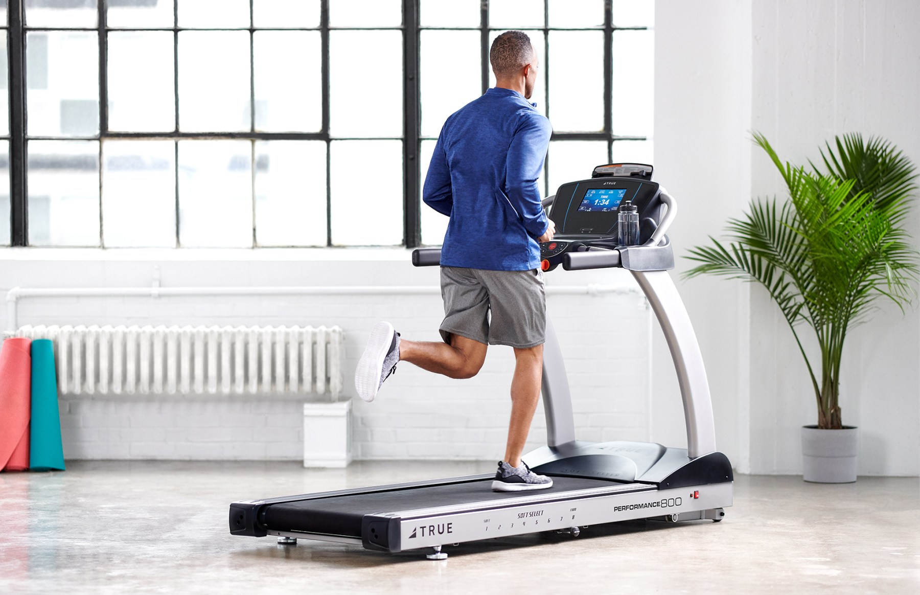 Treadmills for home by TRUE Fitness located in St. Louis, MO.