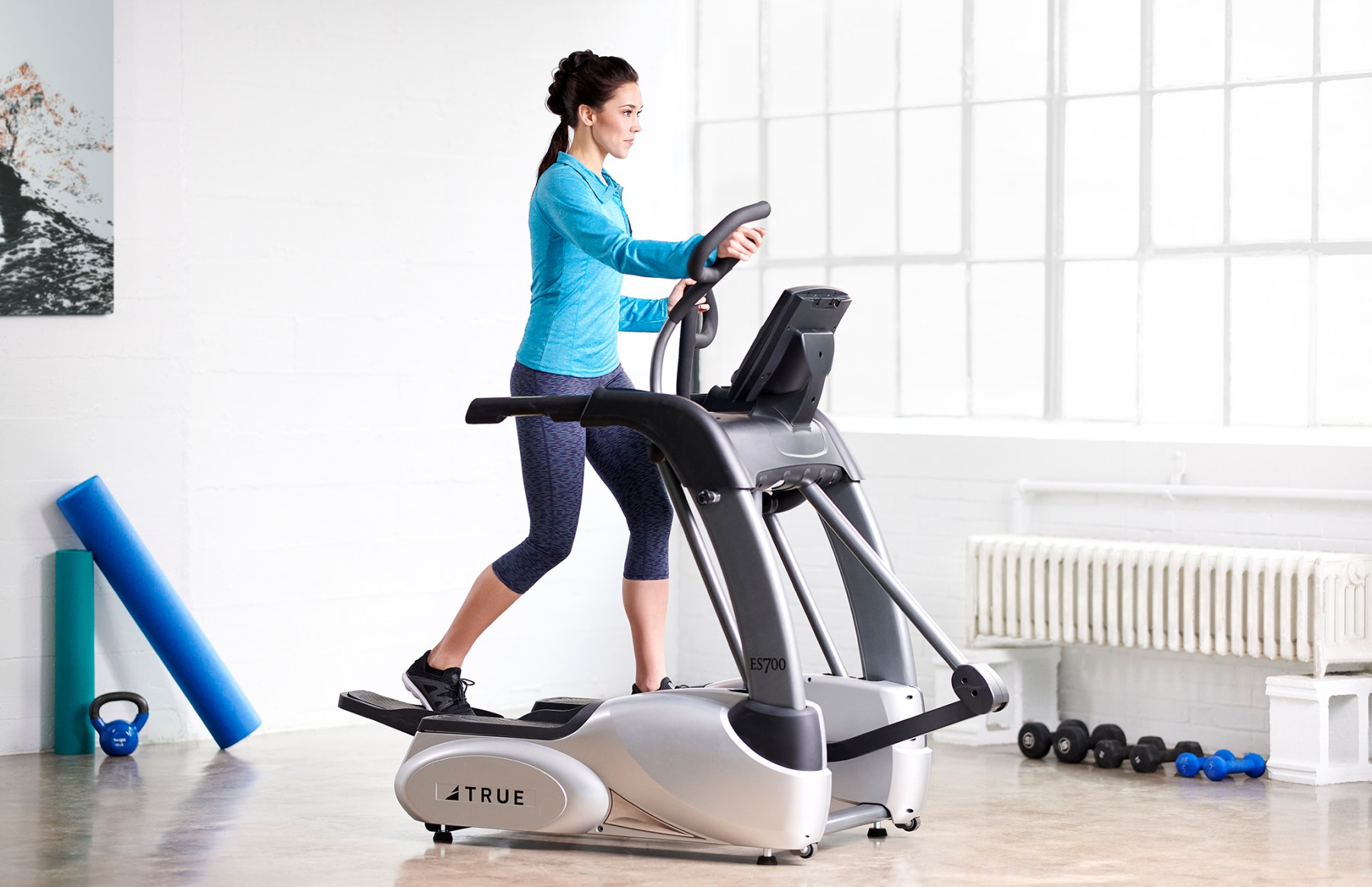 Ellipticals For Home from TRUE Fitness.