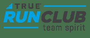 Team Spirit - TRUE Run Club Logo