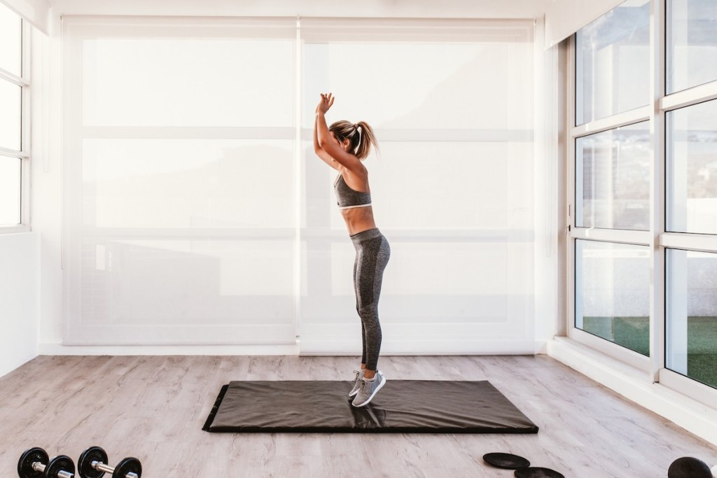 Relieve your stress and boost your energy if you exercise daily.