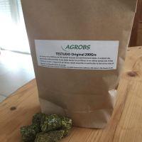 "bouchons ""AGROBS®TESTUDO Original 200g, 350 g, 500g et 1000g"