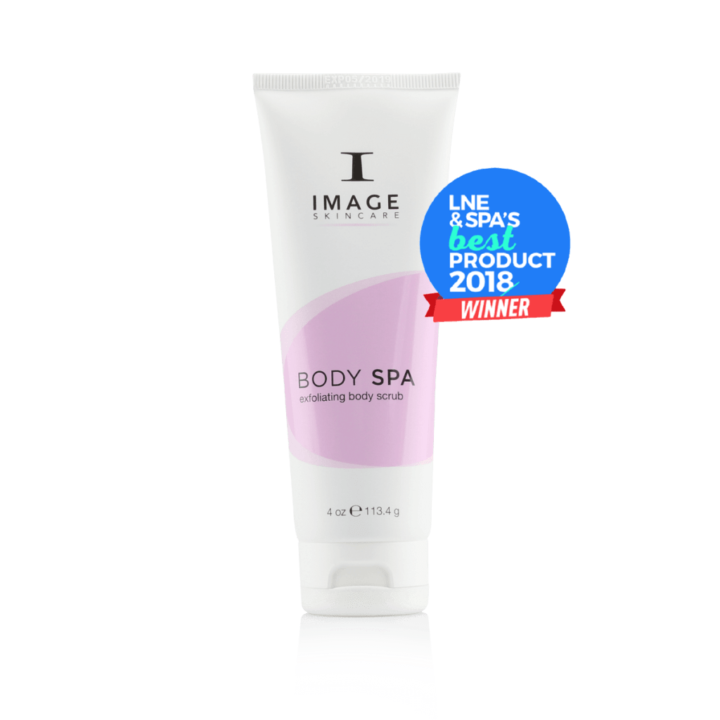 Best skin care product in the world: BODY SPA exfoliating body scrub