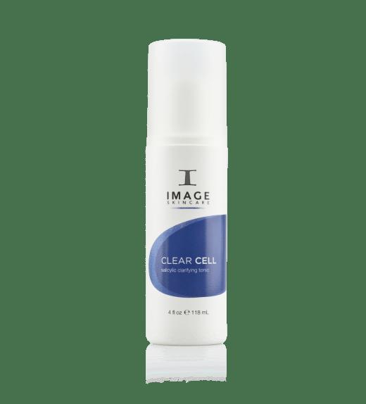 IMAGE Skincare Face toner CLEAR CELL salicylic clarifying tonic