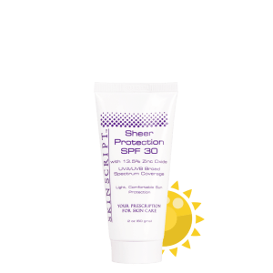 SKIN SCRIPT Sheer Protection Sunscreen SPF30