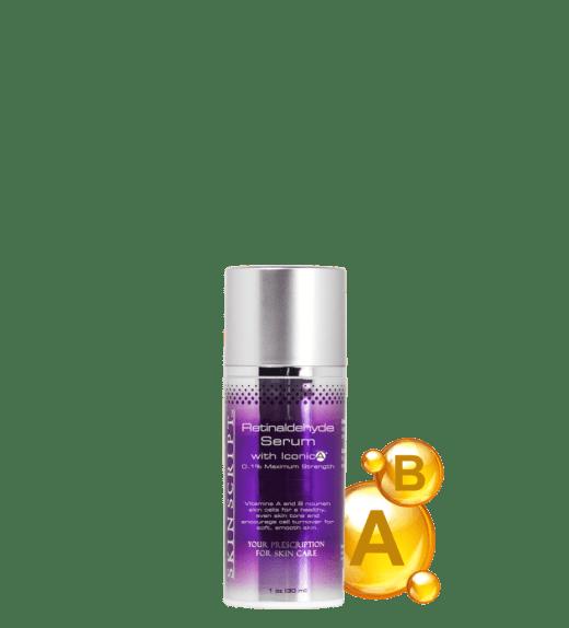 Skin Script Retinaldehyde Serum with IconicA