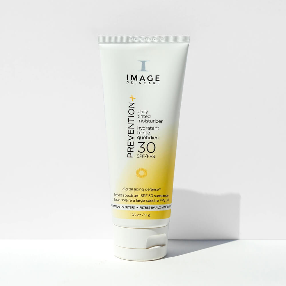IMAGE Skincare PREVENTION+ daily Tinted moisturizer SPF Sunscreen 30+