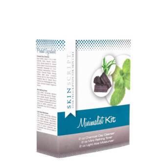 Skin Script Minimalist Men's Skincare Kit $35