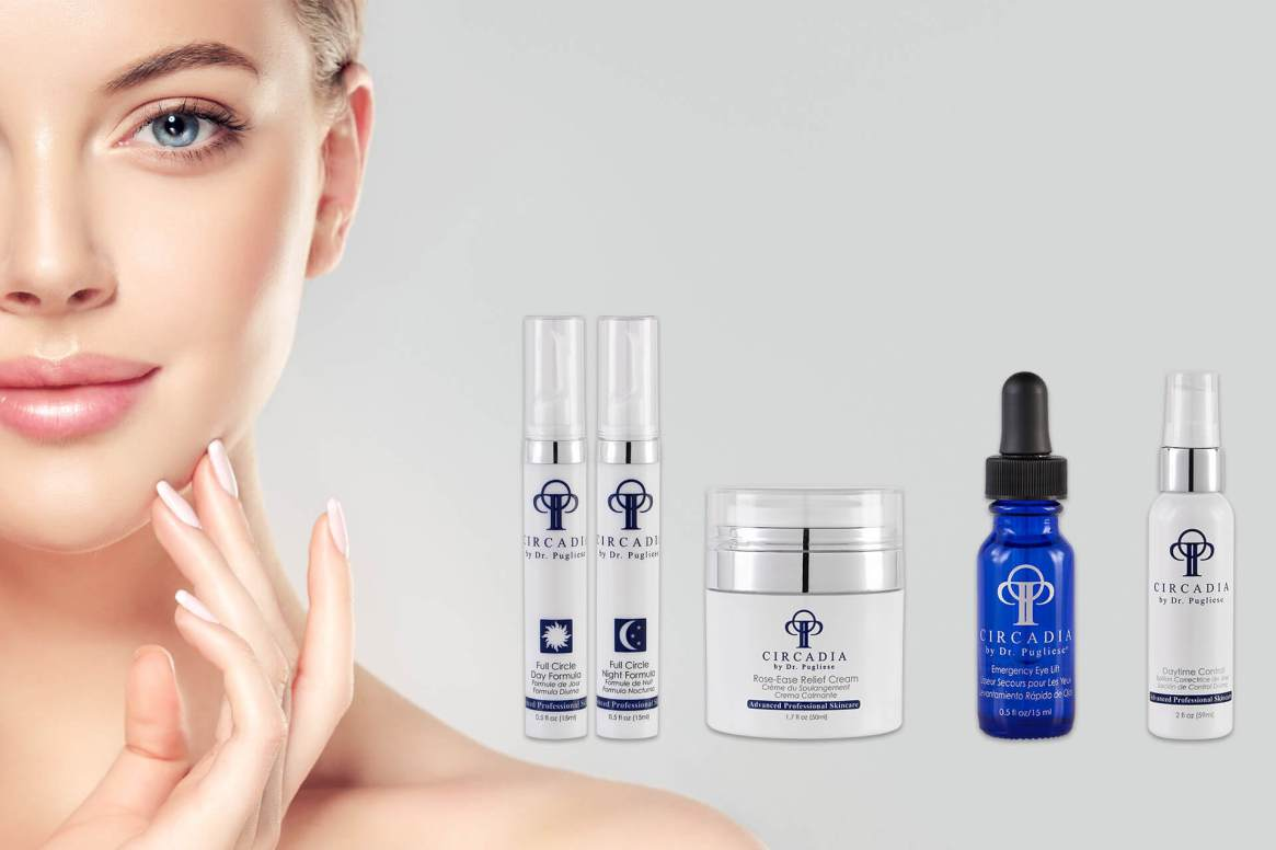 Circadia Professional Skincare Products