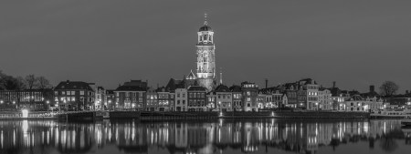 Deventer Skyline by Night - 18