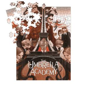 Umbrella Academy Puzzle