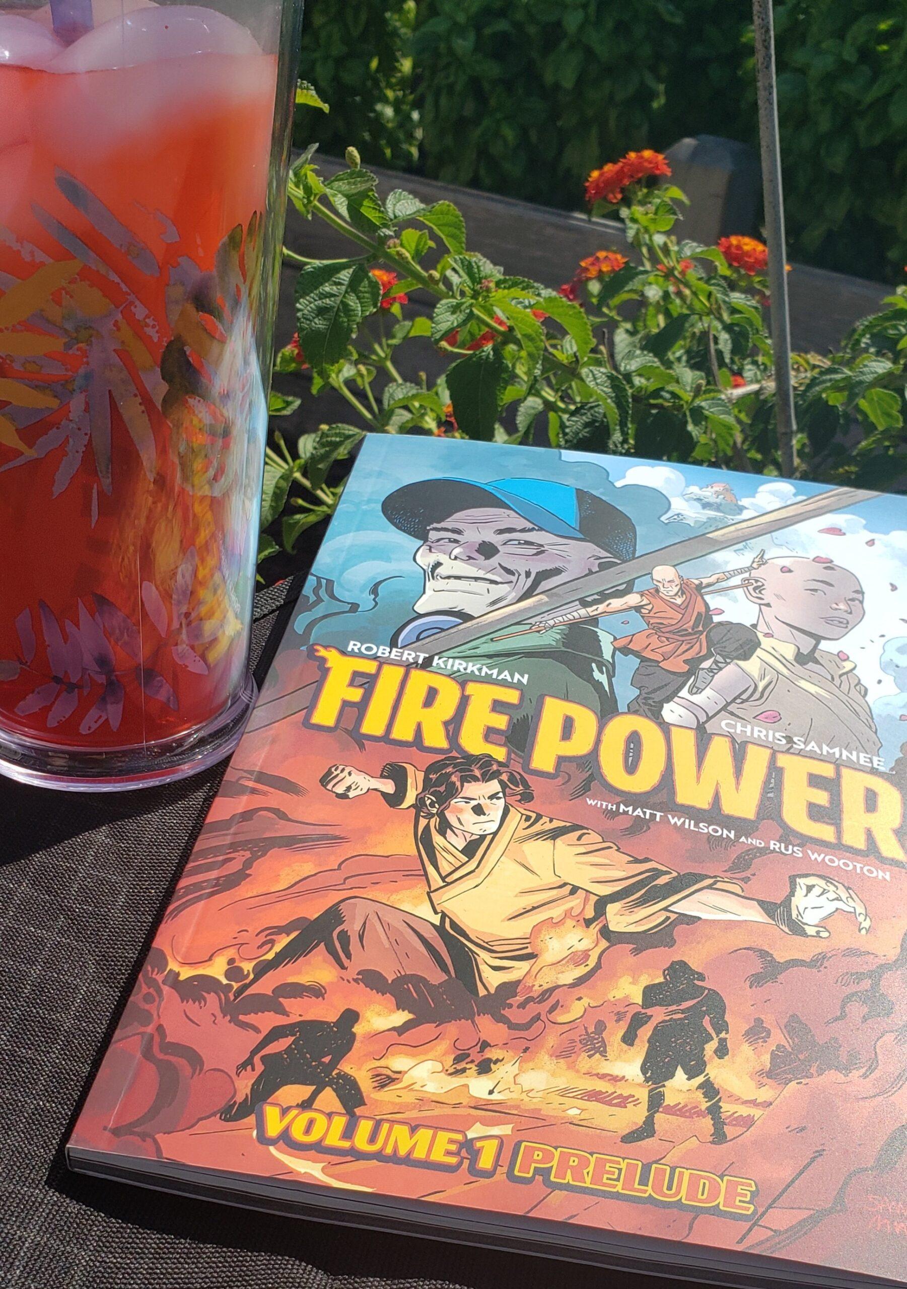 Fire Power Vol 1: Prelude