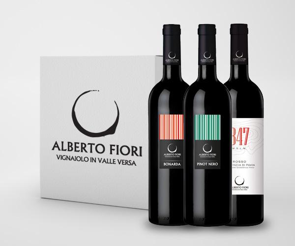 I Vini Quotidiani - Confezione mista da 6 bottiglie